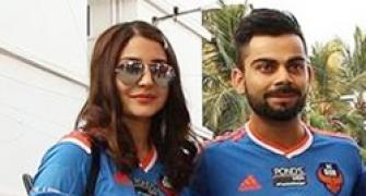 Virat Kohli and his lady love spotted in Goa!