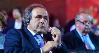 Fresh trouble for banned Platini