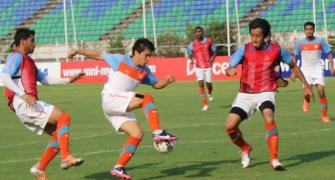 India to play 2018 FIFA World Cup qualifiers on March 12