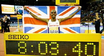 Champion sprinter Mo Farah missed drug tests before London Olympics?