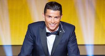 Here's why Ronaldo wins Ballon D'Or again!