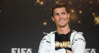 Here's advice that 'show-off' Ronaldo received from first coach