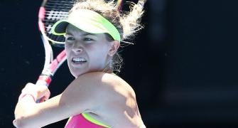 Male presenter's 'twirl' request to Bouchard sparks controversy