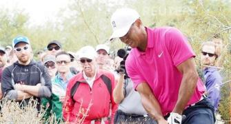 Rusty Tiger Woods delivers good, bad and ugly