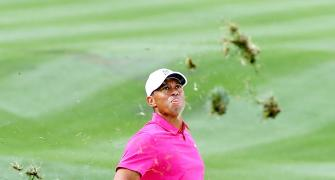 Woods opts out as PGA Tour returns next week