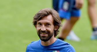 Italy soccer legend Pirlo hangs his boots