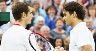 Murray and Federer to resume Wimbledon rivalry