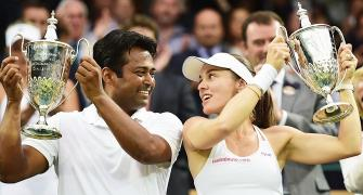 This Wimbledon title is among my most special wins: Paes