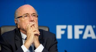 Now tainted Blatter wants to fight for his honour