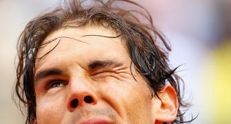 PHOTOS: Shocking early exits at French Open...