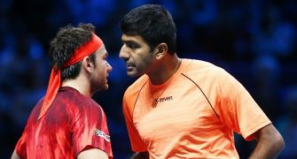 Bopanna-Mergea in World Tour Finals semis