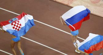 World Athletics to expel Russia if fine unpaid