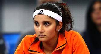 Tennis round-up: Sania suffers knee injury; Chung wins Next Gen Finals