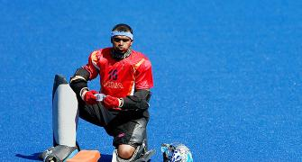 Hockey captain vows to beat Pakistan for sake of Indian soldiers
