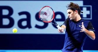 Tennis round-up: Federer to face qualifier Copil in Basel final