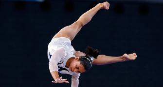 Exclusive: Olympics-bound Dipa Karmakar speaks to Rediff