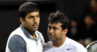Paes, Bopanna to clash in US Open mixed doubles semis