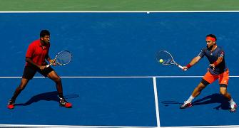 US Open: Bopanna-Mergea crash out of men's doubles