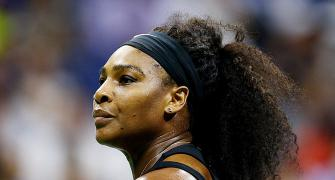 Annoyed Serena tells media she's sick of repetitive questions
