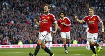 Champions League: Dutch links add familiar flavour to United visit