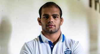 NADA clears Narsingh in dope scandal, says wrestler a victim of sabotage