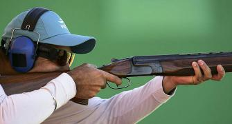 Sandhu, Chenai disappoint; Sidhu exits 10m Air Pistol in qualification