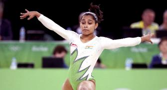 Dipa Karmakar and the watershed year for Indian gymnastics