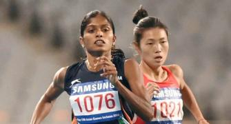 Tintu Luka crashes out in 800m heats