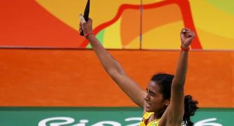 Sindhu feels more responsibility after Rio silver