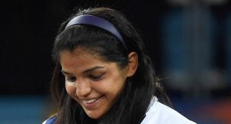 Sakshi saves Indian wrestling blushes in controversial 2016