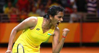 Why Li Ning signed Sindhu for 50 crore