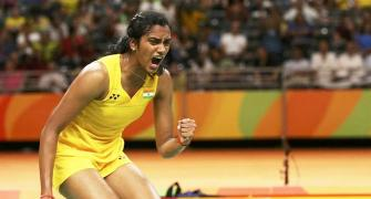 Bindra, Tendulkar, Anand hail PV Sindhu's historic feat