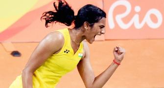 On Day 14, Sindhu raises Indian hopes of first gold at Rio