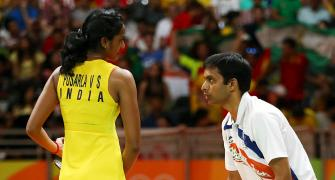 Sindhu's defeats can't be termed as failures: Gopichand