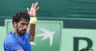 India name strong squad for Pakistan Davis Cup tie