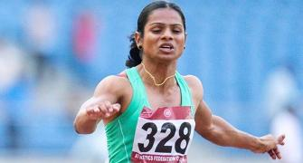 Dutee Chand: What a runner! What a life!