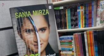 Sania Mirza's autobiography to be unveiled by Shah Rukh Khan