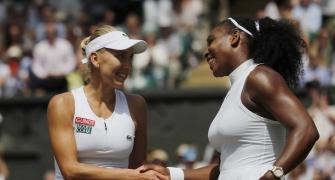 Serena wants equal prize money for women