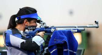 This shooter is India's best bet for gold in Rio