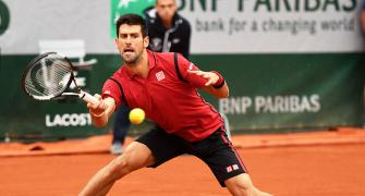 French Open: Djokovic to face Granollers, Nadal meets Paire