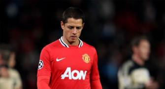 More chances at United or Real would have made me a star: Chicharito