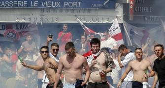 How 200 Russian fans 'beat up' thousands of English: Putin on Euro clashes