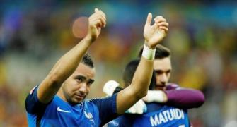 France forwards paying price for defensive efforts: Payet