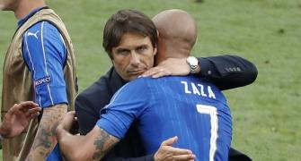 Euro 2016: Coach Conte wants Italian fans to show their pride