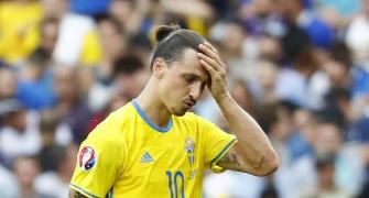Euro 2016: Zlatan and Sweden on the brink