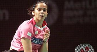 'Saina Nehwal can turn Olympic bronze into gold medal'