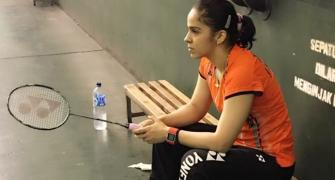 Somewhere in my heart I feel, it's end of my career: Saina