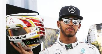 Sports Shorts: Hamilton says Wolff right for F1 job