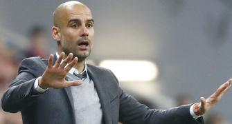 I have no regrets, says Guardiola