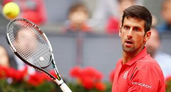 Madrid Open: Djokovic, Nadal, Murray cruise into quarters